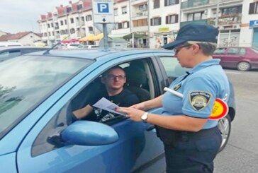 DAN BEZ POGINULIH U PROMETU – Policija organizirala potpisivanje i podjelu prisega savjesnim vozačima