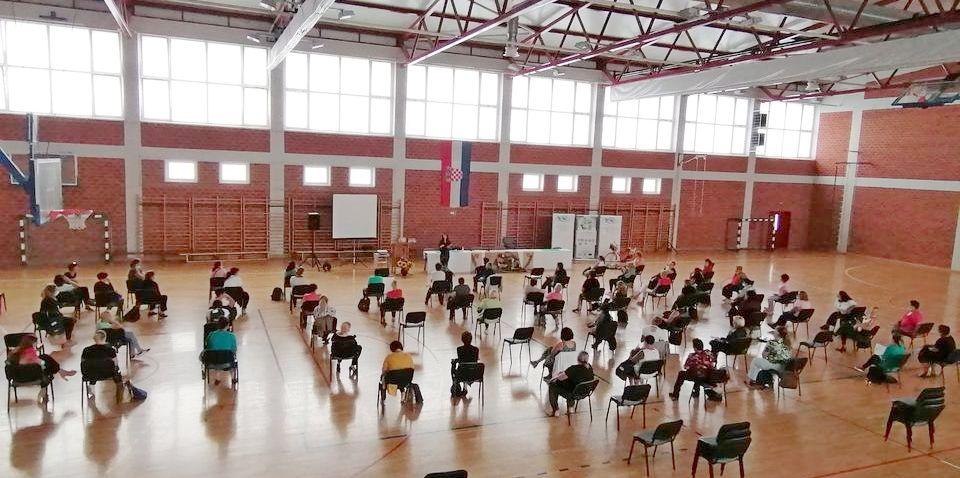 Zaposleno 60 žena kroz projekt Bilogorski puteljak svjetlosti - bjelovar.info