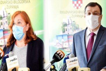 Danas 8 novozaraženih – Županijski stožer produžio mjere ograničenja do 9. studenog 2020.
