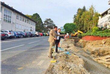 GRAD ČAZMA intenzivno radi na uređenju ulica – Rekonstrukcija Ulice kralja Tomislava najzahtjevnija do sada
