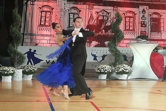 Uspješan vikend bjelovarskih plesača, osvojili čak 15 medalja