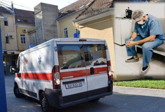 Danas 16 novooboljelih u našoj županiji – Četiri novozaražene osobe su zdravstveni djelatnici – Preminula još jedna osoba