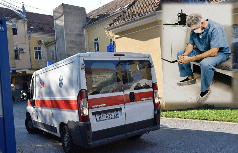 Danas 16 novooboljelih u našoj županiji - Četiri novozaražene osobe su zdravstveni djelatnici - Preminula još jedna osoba