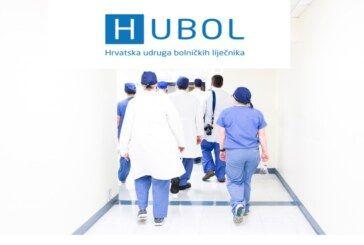 Hrvatska udruga bolničkih liječnika poziva sve liječnike u Saboru i ostalim tijelima državne vlasti da političku aktivnost stave u mirovanje i vrate se liječiti bolesne ljude