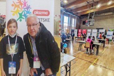 Mlada Bjelovarčanka KLARA KONČAR VICEPRVAKINJA Međunarodne završnice Sportskih igara mladih 2020. u Sarajevu
