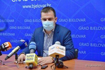 (TRANSPARENTNO) Gradonačelnik Hrebak o novom zapošljavanju službenika u Gradu Bjelovaru