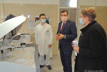 (ŽUPANIJA) U Medicinsko – biokemijski laboratorij u Dom zdravlja u Čazmi uloženo 730 tisuća kuna