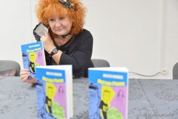 "(VELIKI GRĐEVAC) Melita Rundek dobitnica nagrade Mato Lovrak za književno djelo ""Moj tata Plavac"""