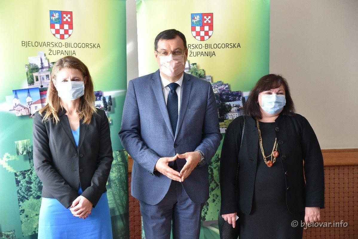 Bugarska delegacija posjetila Bjelovarsko-bilogorsku županiju – Održan  sastanak o suradnji dviju županija Gabrovo i BBŽ