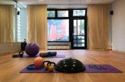 NOVO U BJELOVARU Studio SMART Mjesto gdje možete spojiti ljubav prema vježbanju i zdravom pokretu