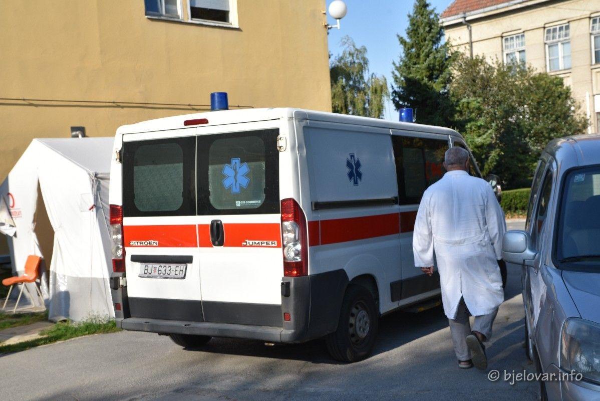 I danas 8 novozaraženih u našoj županiji - Jedna osoba preminula