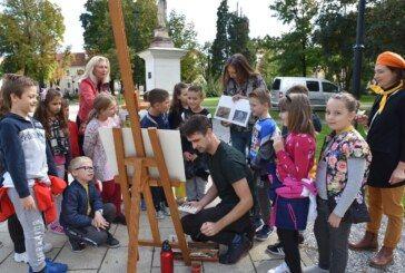 (FOTO) U Bjelovaru održana zabavna dječja manifestacija Uberi priču