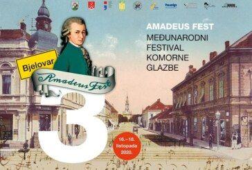 Amadeus fest u Bjelovaru poziva posjetitelje da se predbilježe za koncerte