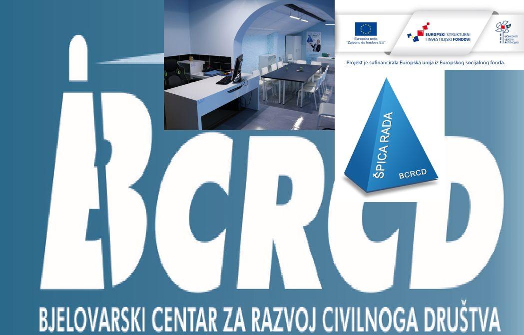 Uspješan završetak još jednog EU projekta Bjelovarskog centra za razvoj civilnoga društva