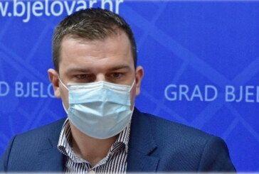 Gradonačelnik Bjelovara: U narednim danima očekujem stagnaciju broja novozaraženih i smatram da nam ugostiteljski objekti nisu najveći problem