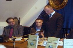 Novi član i suradnik HAZU Hrvoje Petrić, jedan od autora povijesne monografije Bjelovara