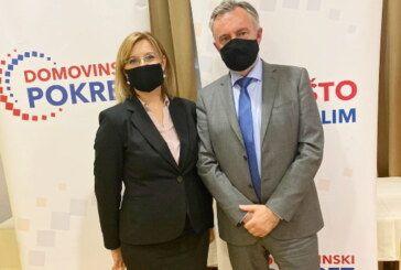 Osnovana podružnica Domovinskog pokreta BBŽ, za predsjednicu izabrana Dubravka Dragašević