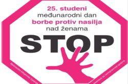 Međunarodni dan borbe protiv nasilja nad ženama: Ove godine prijavljeno 26 počinjenih nasilja u obitelji na području naše županije