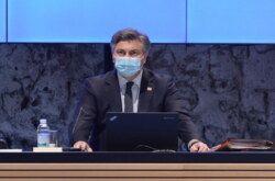 Premijer Plenković o novčanim kaznama za osobe koje se neće pridržavati propisanih mjera