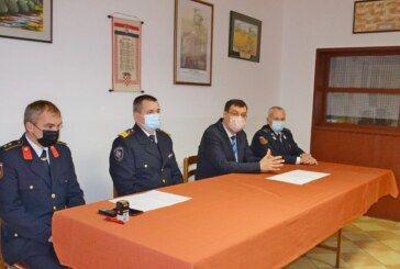 ŽUPANIJA osigurala sredstva za opremanje Dobrovoljnih vatrogasnih društava