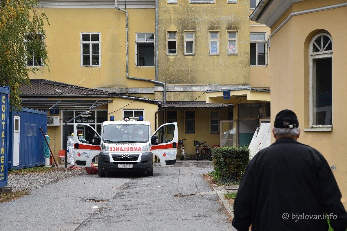 36 novozaraženih u našoj županiji, u bolnici 29 pacijenata