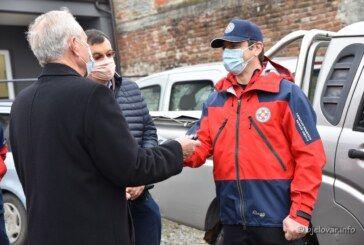 U bjelovarski HGSS stiglo pick-up vozilo za potrebe potražnih timova
