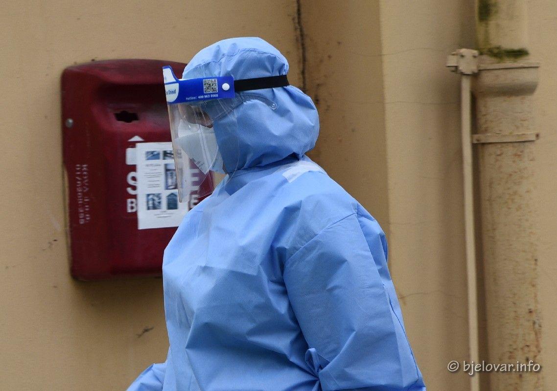 Danas veliki skok zaraženih u našoj županiji, 81 novi slučaj zaraze koronavirusom