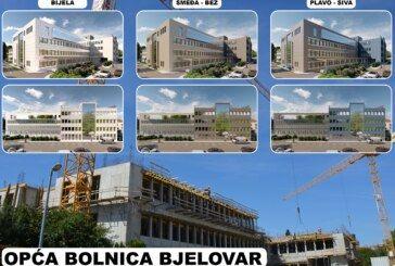 Odaberite izgled NOVE bjelovarske bolnice – Bijela, smeđa ili plava, na Vama je da odlučite!