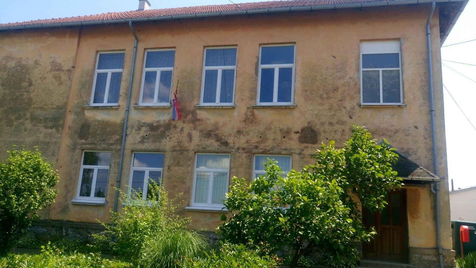 Korona kriza nije zaustavila ŽUPANIJSKE PROJEKTE - Obnavlja se i Područna škola Doljani