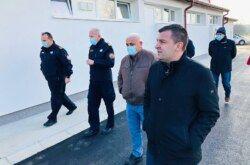 U tijeku je energetska obnova zgrade Vatrogasne zajednice Grada Bjelovara – Gradonačelnik obišao radove
