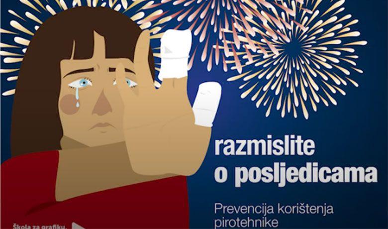 Akcija MIR I DOBRO za veselije, ljepše i svečanije blagdane - Izbjegnimo neželjene posljedice!