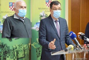 Pomoć stradalima u potresu – ŽUPANIJA uplatila 250 tisuća kuna – Bjelovarska bolnica ponudila medicinsku pomoć
