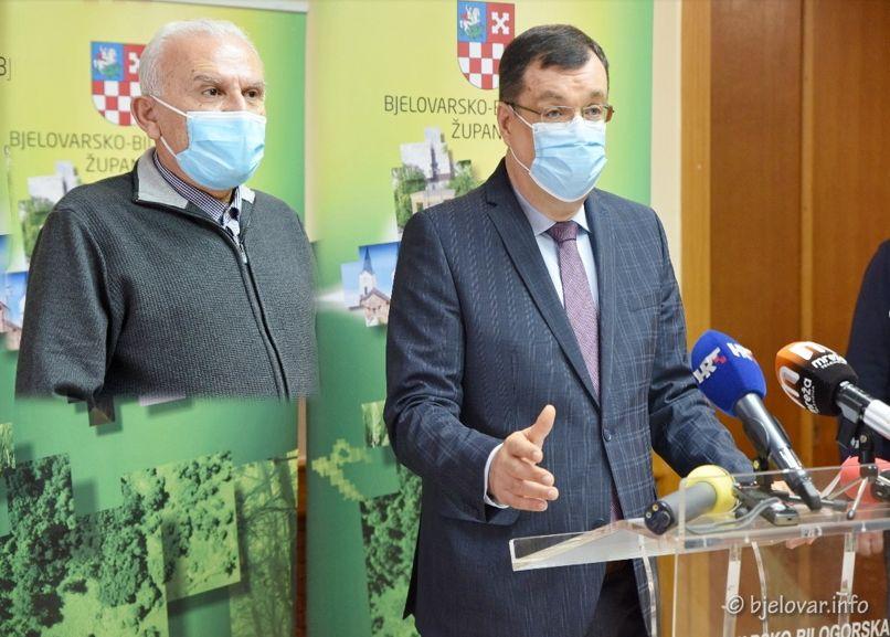 Pomoć stradalima u potresu - ŽUPANIJA uplatila 250 tisuća kuna - Bjelovarska bolnica ponudila medicinsku pomoć