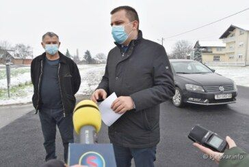 Završena cesta prema Dautanu – Gradonačelnik Hrebak najavio daljnja ulaganja u prigradska područja