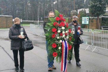 BJELOVAR: Obilježena 29. obljetnica pogibije hrvatskih branitelja u Komletincima