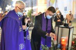 (FOTO) Upaljena druga adventska svijeća u Bjelovaru – bjelovar.info