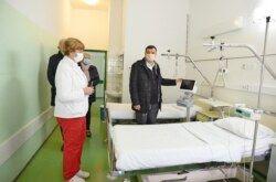 (FOTO) Bjelovarska bolnica: Stanje je ozbiljno i teško, povećan je broj kreveta na 142 ležaja, trenutno je u bolnici 66 pacijenata