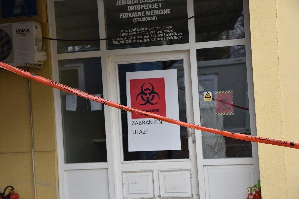 94 novozaražene osobe u našoj županiji, 61 osoba s područja grada Bjelovara
