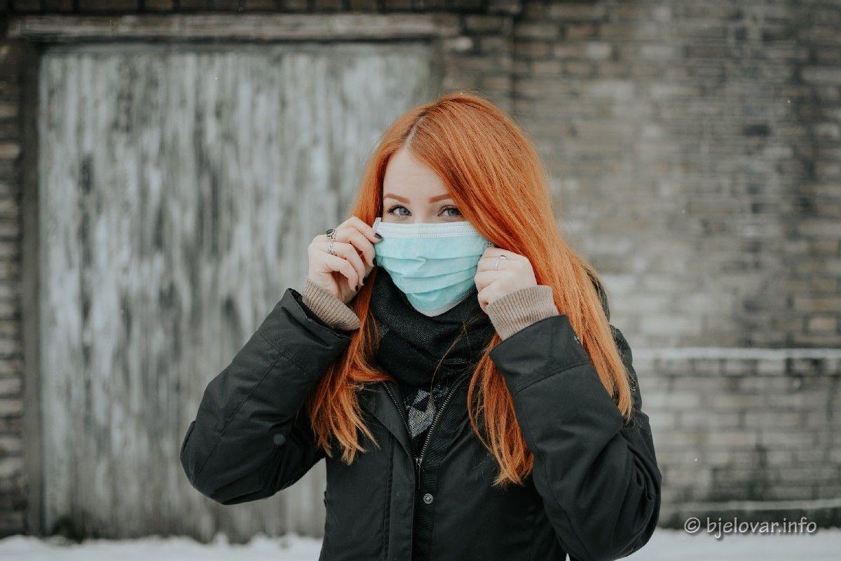 NE ZABORAVITE - Od danas kazne za one koji ne nose masku ili je drže nepravilno na licu