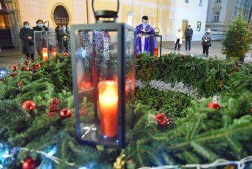 (FOTO) Upaljena treća adventska svijeća u Bjelovaru – bjelovar.info