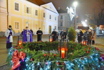 FOTO Upaljena i četvrta adventska svijeća u Bjelovaru – bjelovar.info