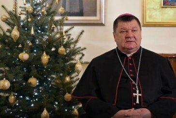 (VIDEO) Božićna poruka biskupa Bjelovarsko-križevačke biskupije mons. Vjekoslava Huzjaka