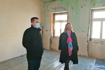 Radovi na energetskoj obnovi V. osnovne škole u Bjelovaru idu prema planu