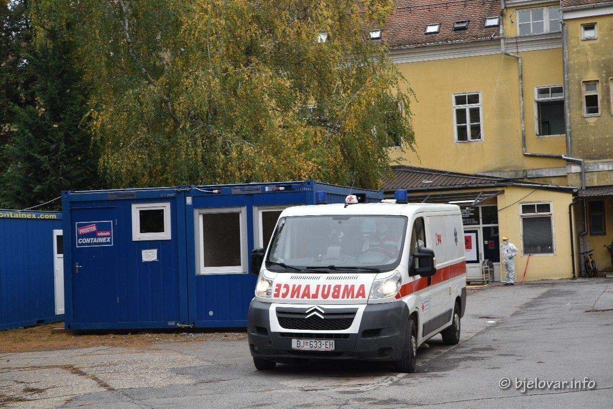 40 novozaraženih na području Bjelovarsko-bilogorske županije