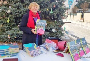 Cijenjena bjelovarska profesorica glazbe RUŽA MILIĆ sugrađanima poklanjala svoju knjigu PJESMOM RADOST PODIJELIMO