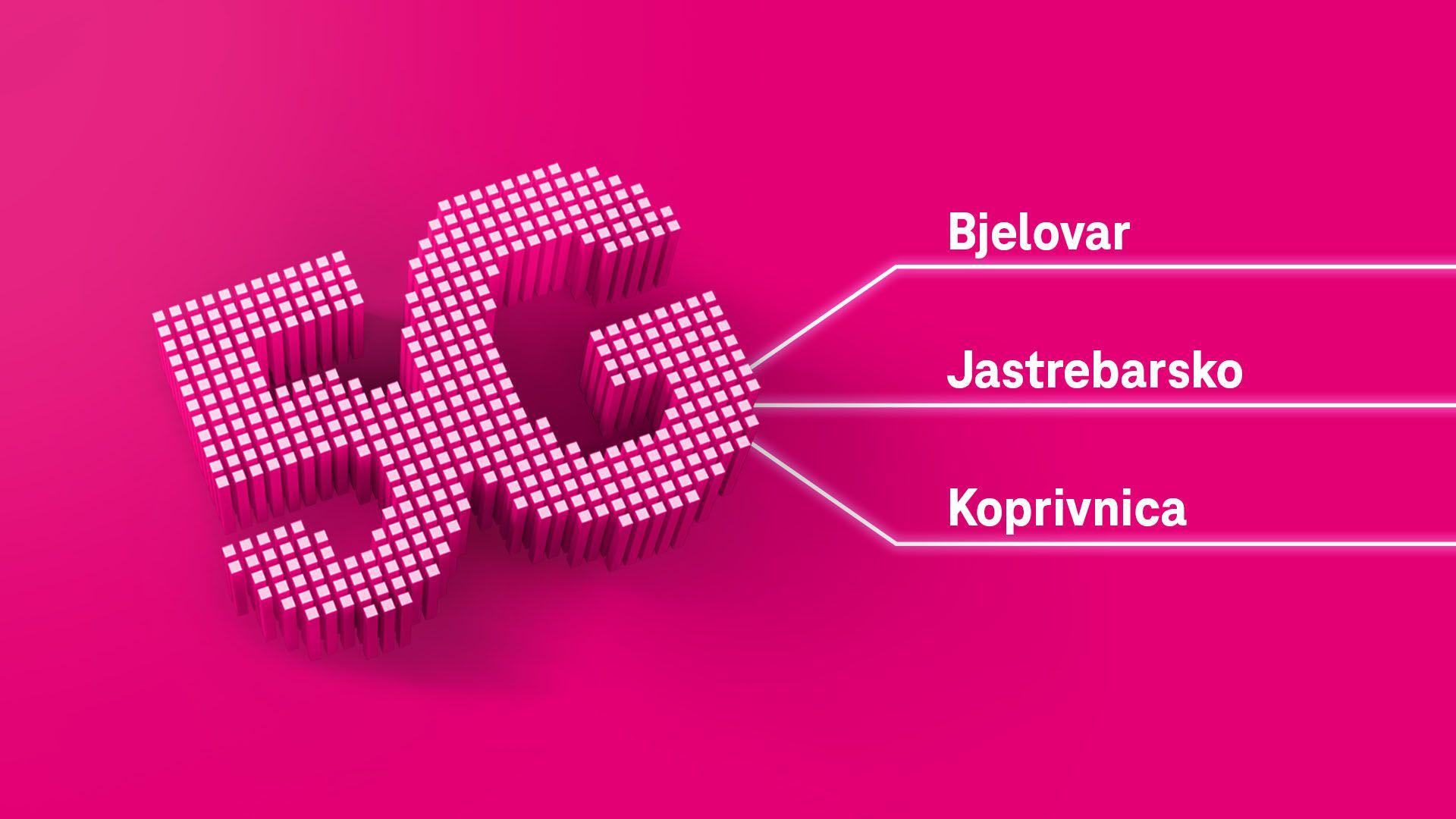 5G mreža bjelovar