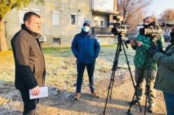 """Gradonačelnik Hrebak o Adventu u Bjelovaru i otvaranju trgovine """"Bilogorska košara"""""""