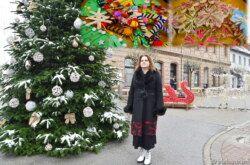 GRAD BJELOVAR: Iako neće biti tradicionalnog kićenja bora, djeca su i ove godine s veseljem i radošću pripremila ukrase za gradski bor