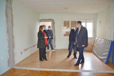(FOTO) Uskoro kreće temeljita obnova Područne škole u Dapcima