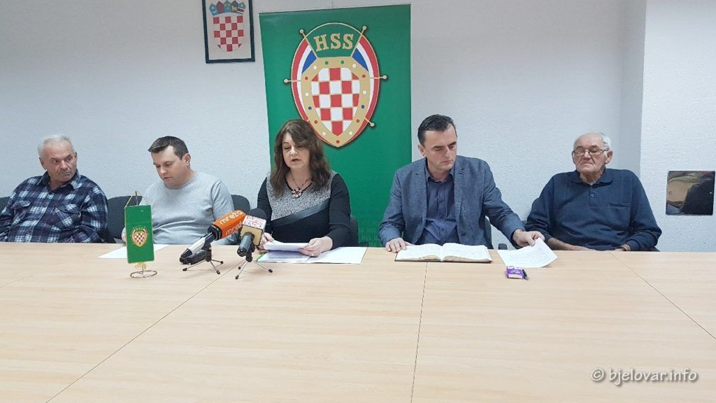 Vrlo aktivna i dugogodišnja HSS-ovka VALNA BASTIJANČIĆ ERJAVEC napustila HSS uz veliku podršku svojih članova i simpatizera